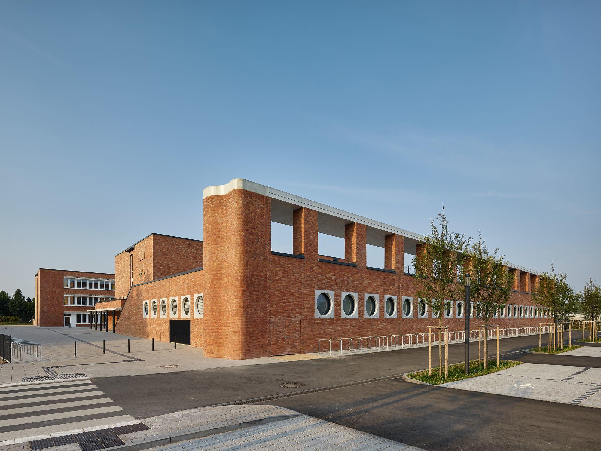 Architekten Nürnberg johann pachelbel realschule und staatliche fachoberschule ii