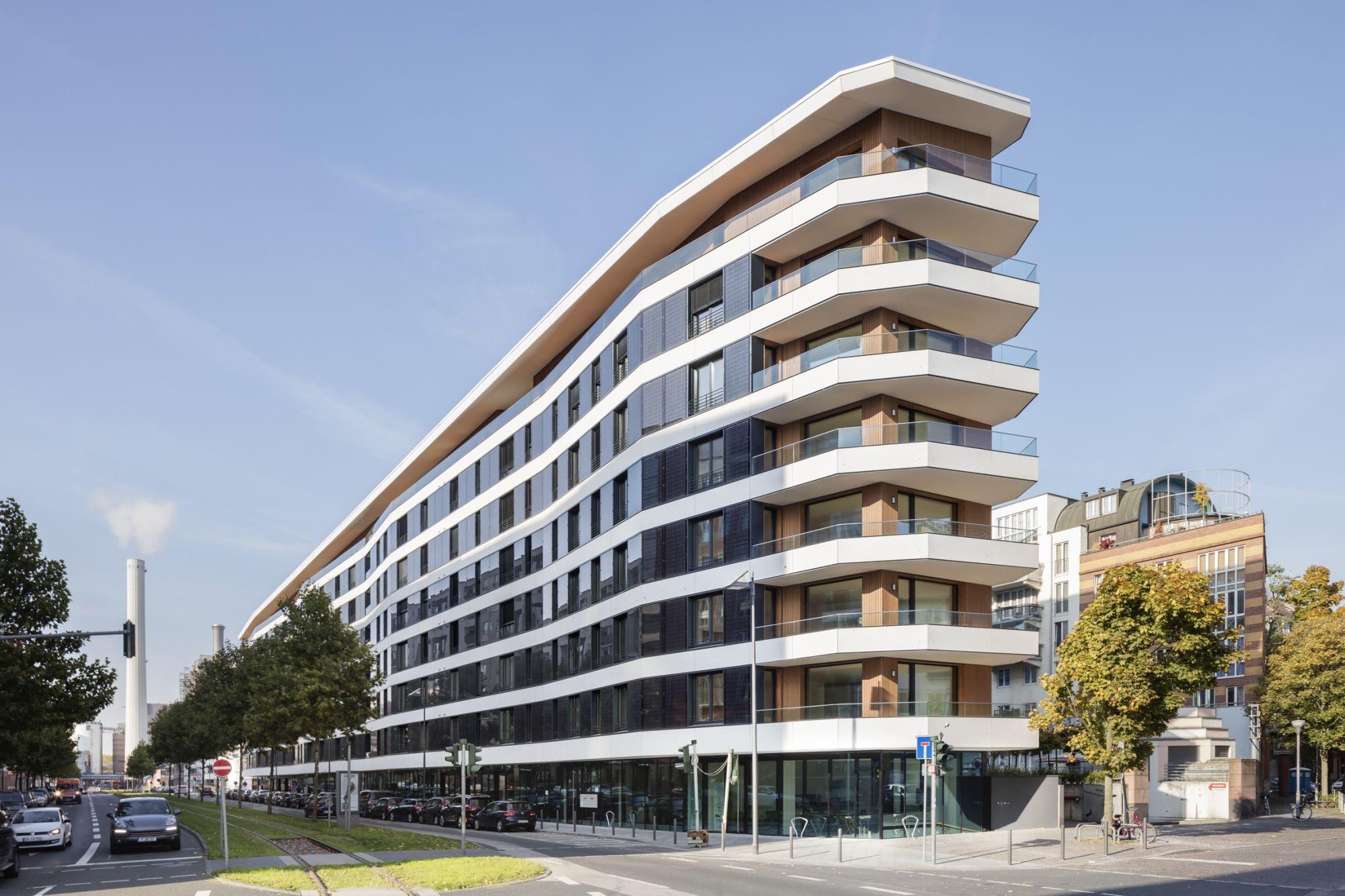 Architekten Frankfurt aktiv stadthaus in frankfurt am hhs planer architekten ag