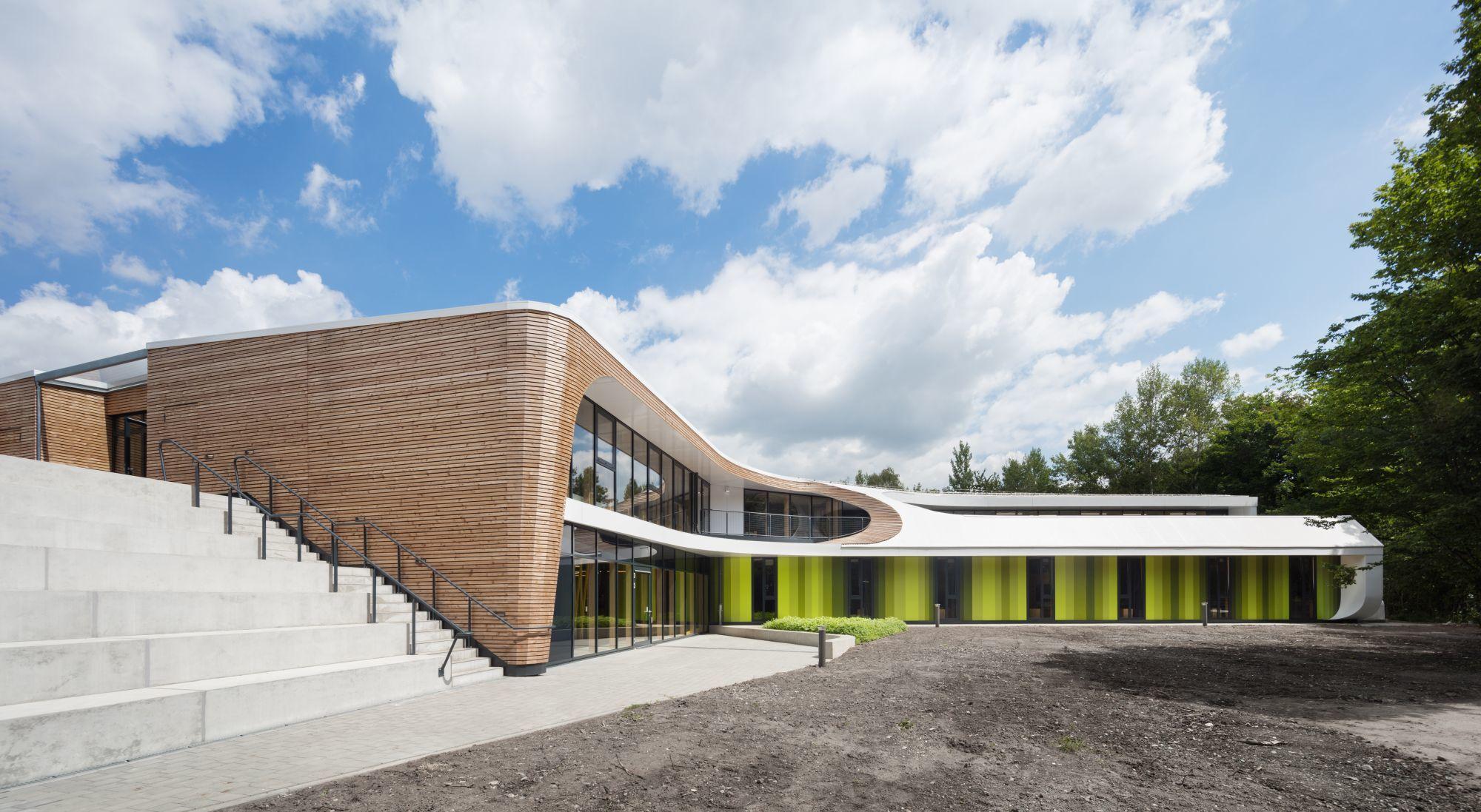 Architekten Bayreuth jugendherberge bayreuth lava laboratory for visionary architecture