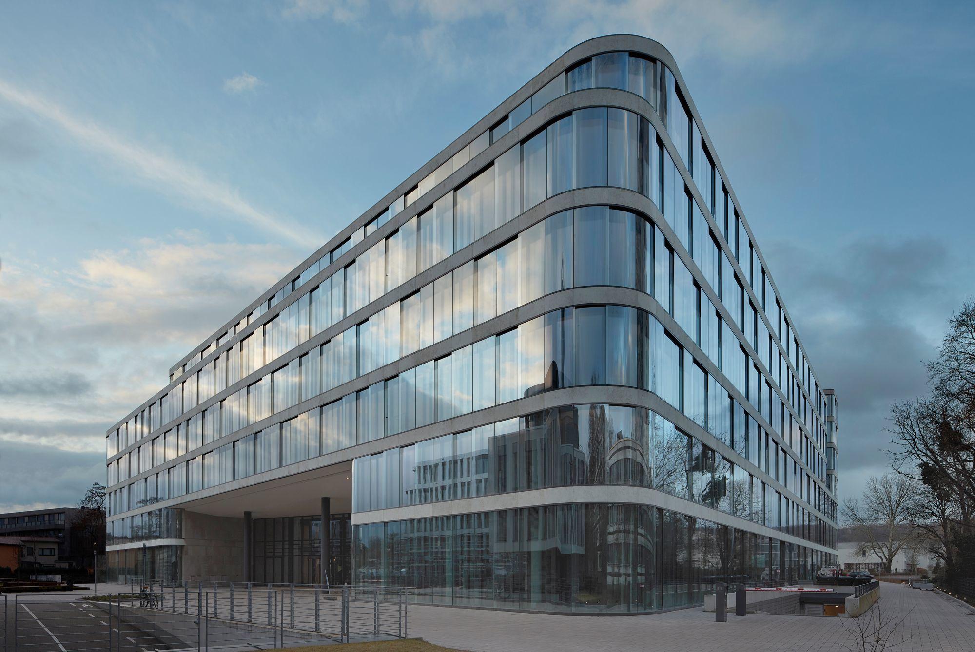 Gewaltig Rmp Landschaftsarchitekten Beste Wahl Office Building Fgs, Bonn