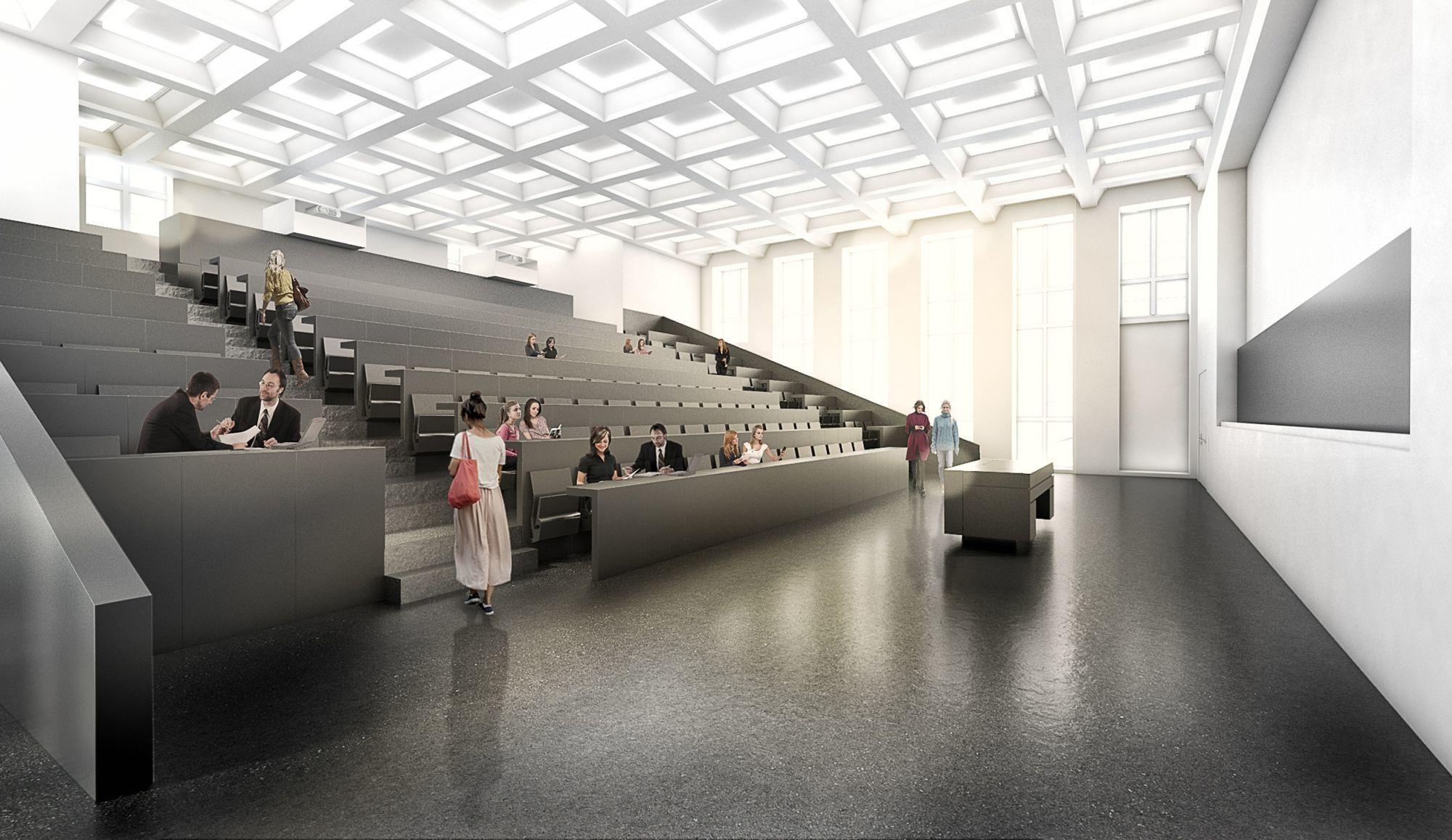 Visualisierung: CODE UNIQUE Architekten GmbH