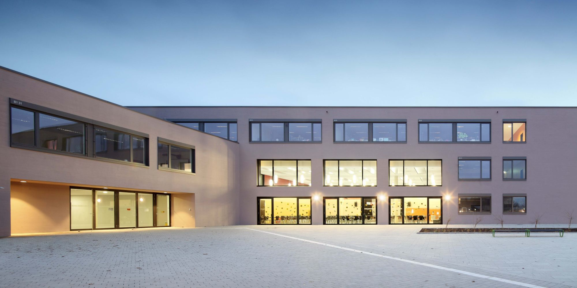 Architekt Ludwigshafen integrierte gesamtschule sassenburg a sh architekten ludwigshafen