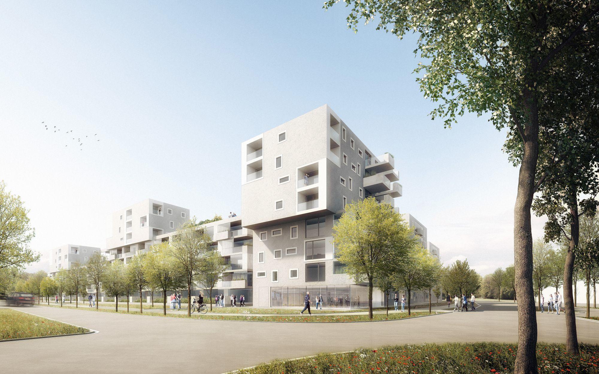 6 Gärten - 1 Zuhause   NMPB Architekten, Wien / Architekten ...