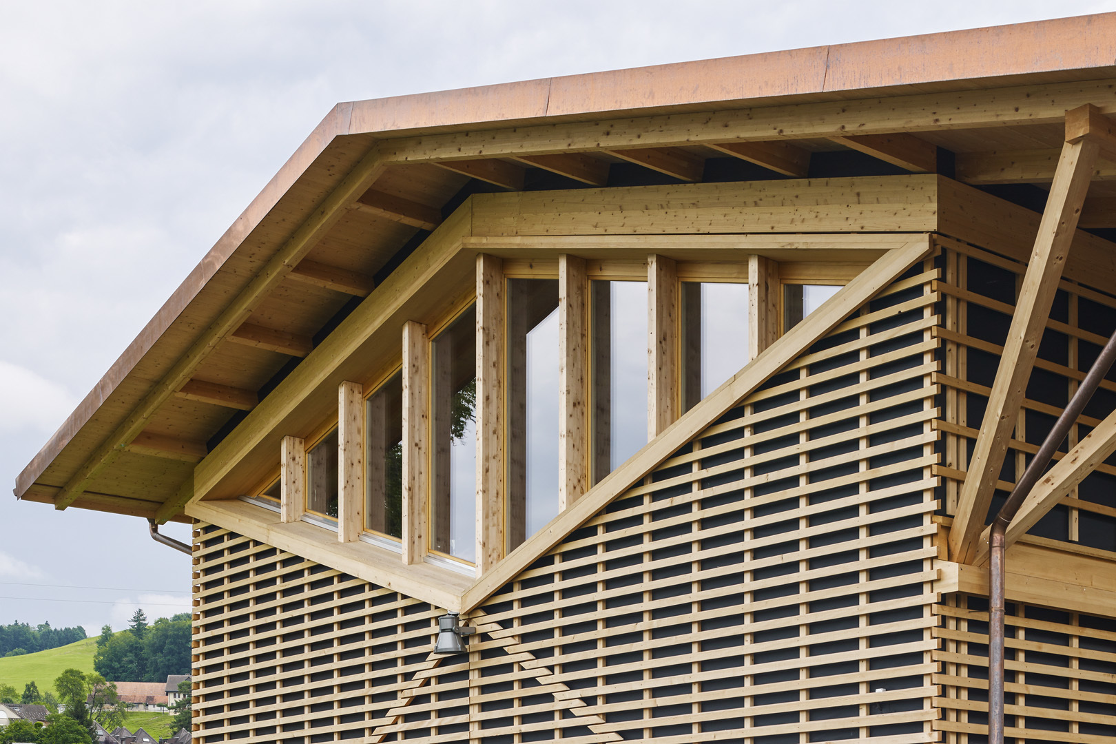 Graber Pulver Architekten / Fotograf: Georg Aerni