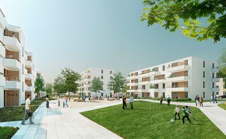 © GATERMANN + SCHOSSIG Architekten / Visualisierung Mohan Karakoc