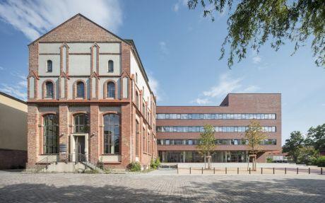 © Gerber Architekten, Fotograf Werner Huthmacher