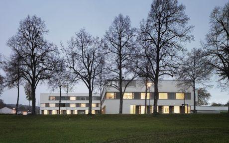 huber staudt architekten bda, Werner Huthmacher