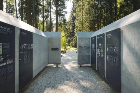 Gedenkort Mühldorfer Hart 2018 | © Nikolai Benner