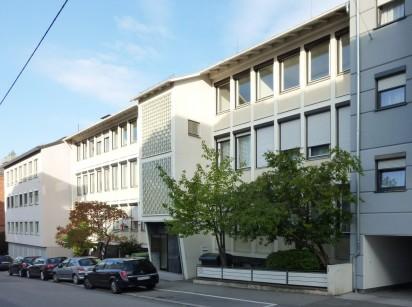 Bürohaus vor Umbau, Foto: Markus Mahle, Stuttgart