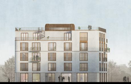 Fischer Architekten AG /  ZUEND