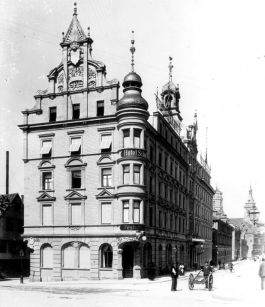 Karlsplatz 1900