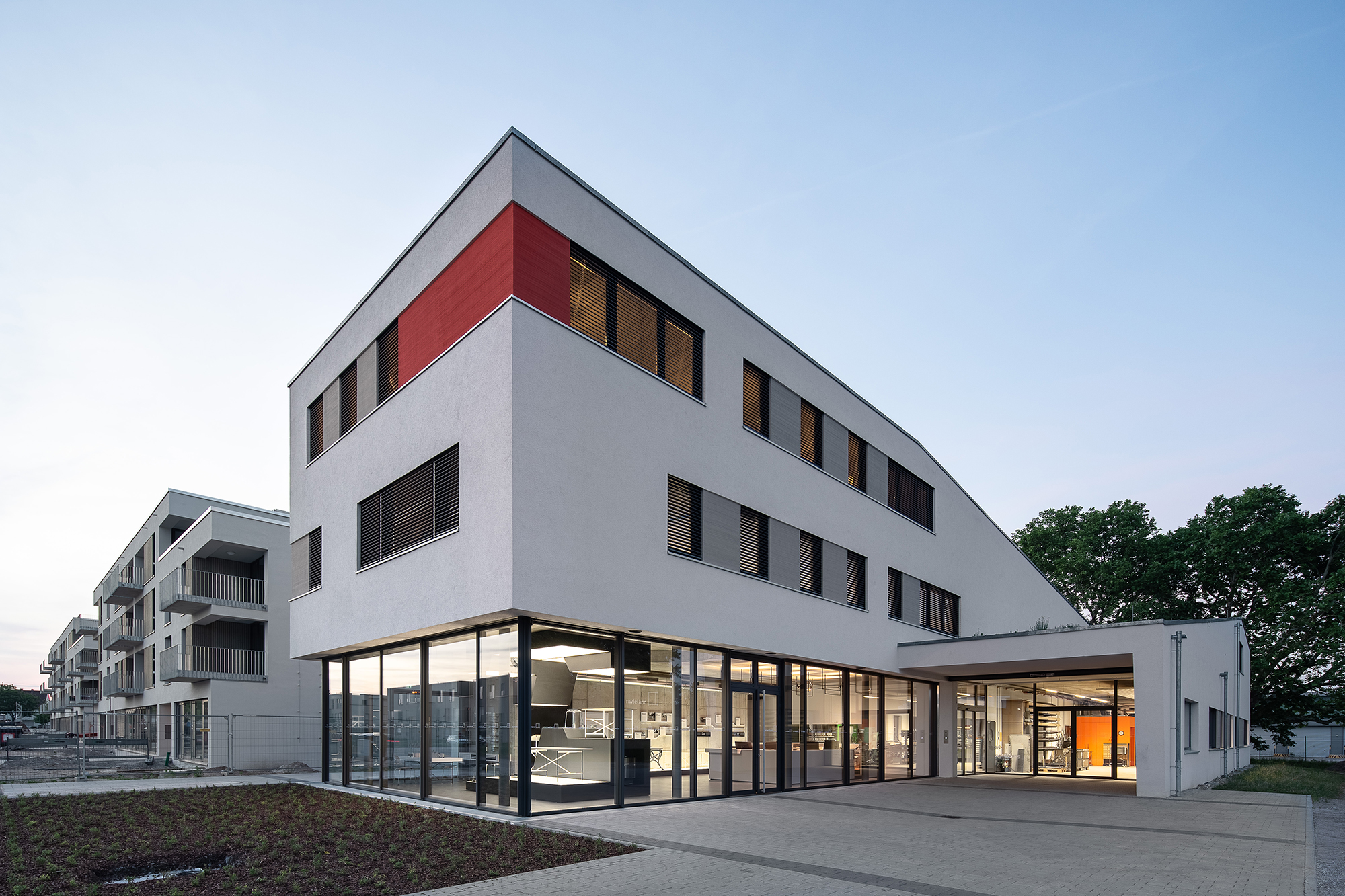 Daniel Vieser . Architekturfotografie, Karlsruhe
