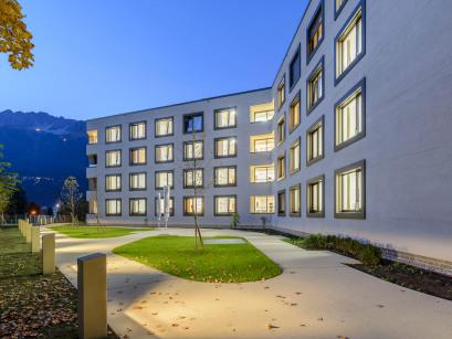 Norbert Freudenthaler, Innsbruck