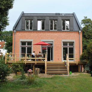 A29 Sanierung und Umbau eines Einfamilienhauses, Foto © Daniela Schaffarczyk