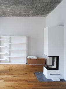 A29 anierung und Umbau eines Einfamilienhauses, Foto © Daniela Schaffarczyk