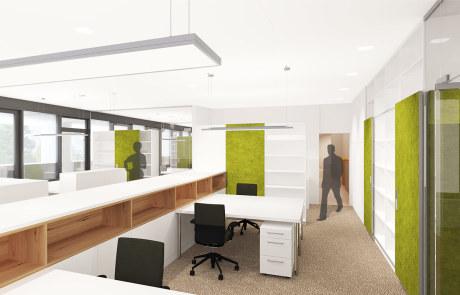 Rendering - mhp | Architekten Innenarchitekten