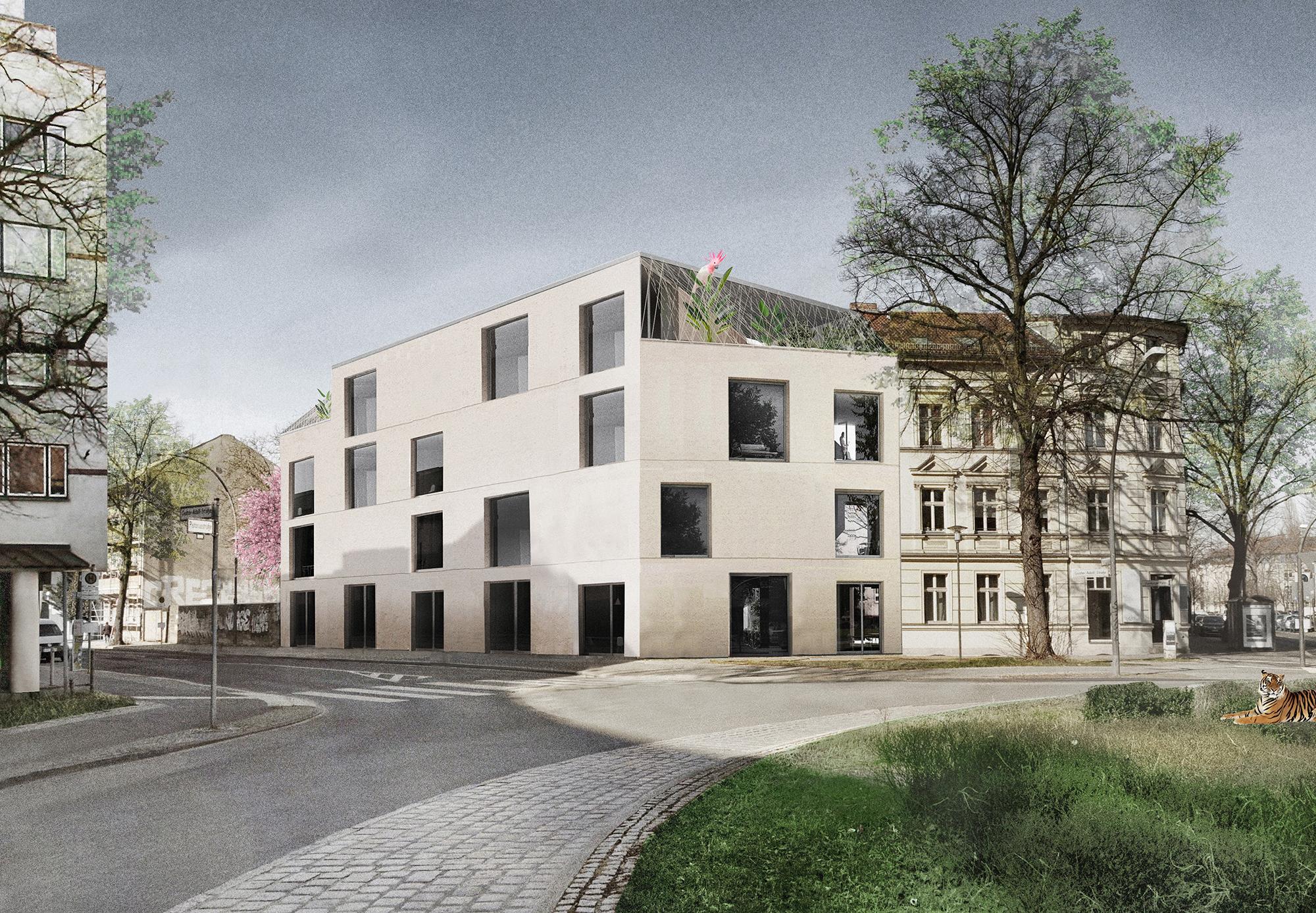 © Helga Blocksdorf Architektur