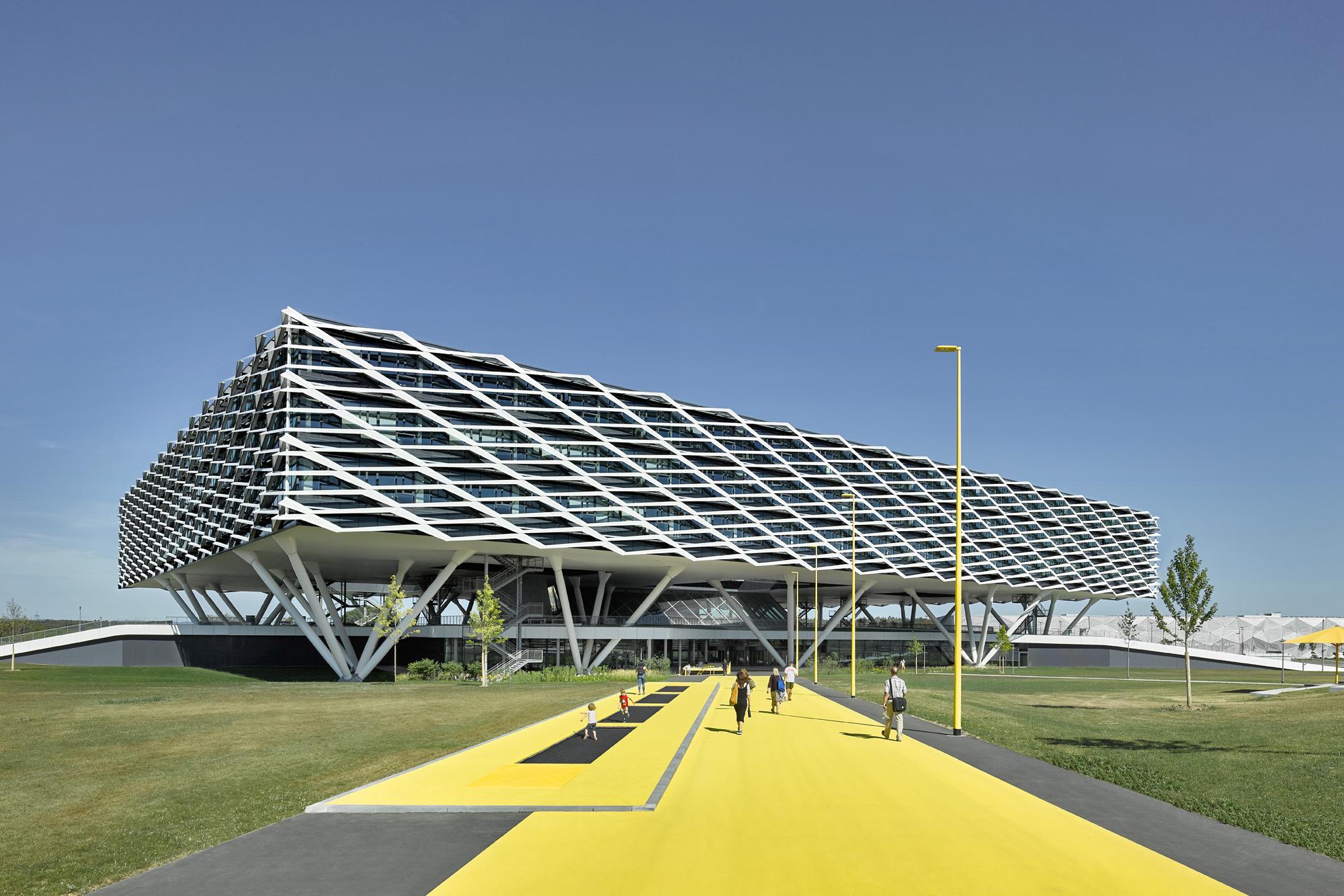 © Behnisch Architekten, Fotos: David Matthiessen