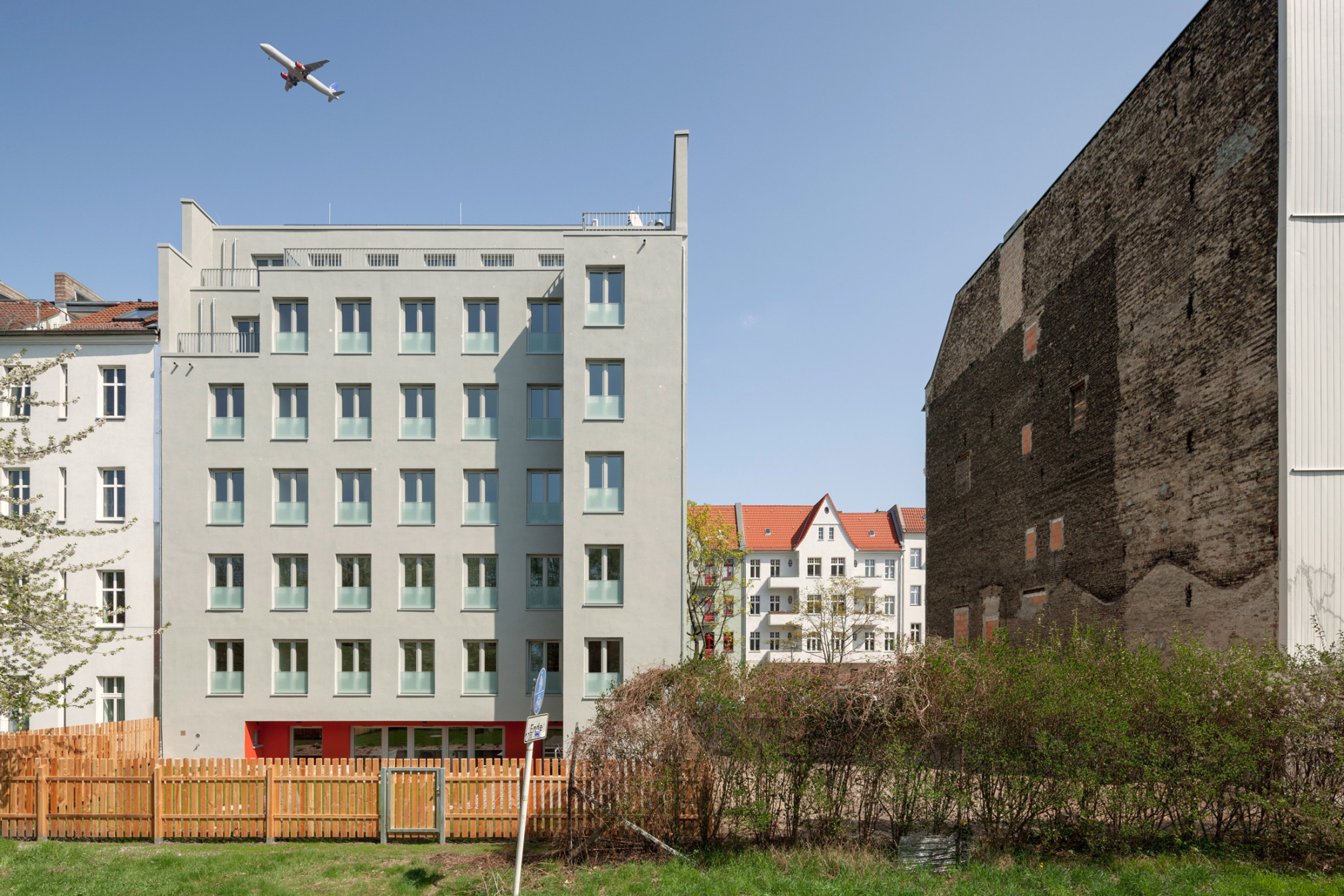 Ulrich Schwarz, Berlin