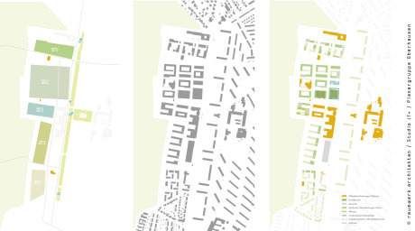 raumwerk.architekten, Köln, Studio if+, Köln, Planergruppe GmbH Oberhausen, Oberhausen