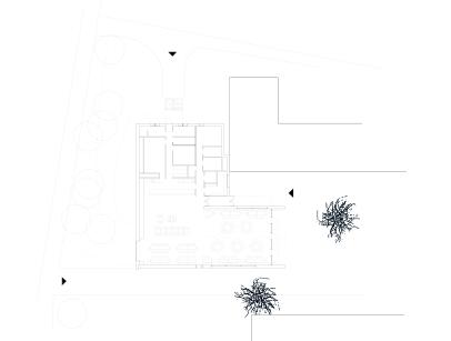 hammeskrause architekten - Grundriss EG