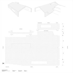 hammeskrause architekten - Modellfaltblatt
