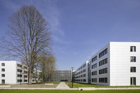 Wohnheim Bundessprachenamt Hürth (Fotos ©: Roland Borgmann)