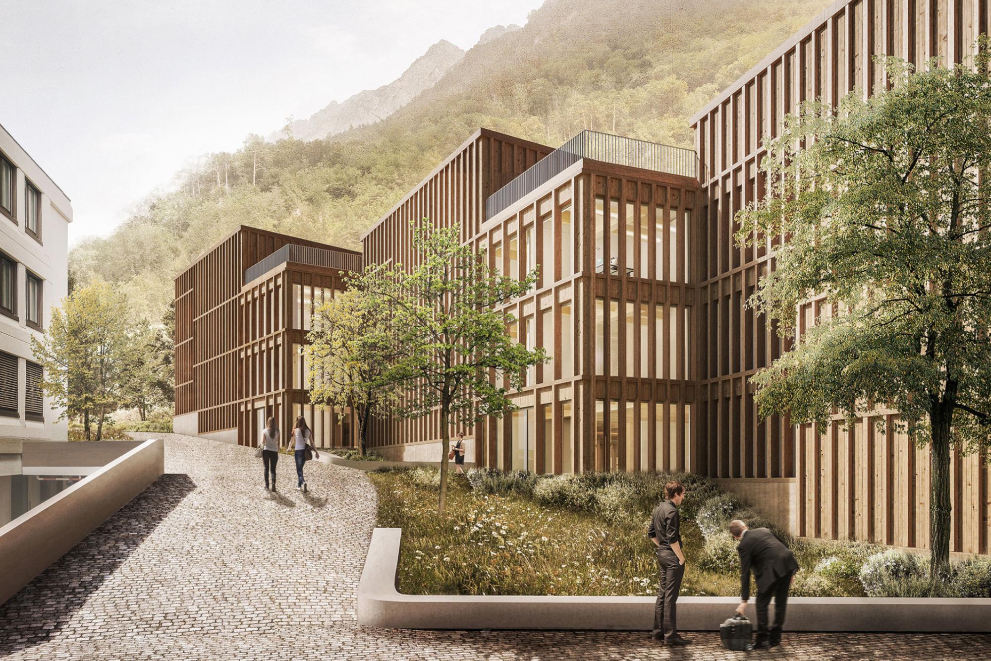Visualisierung: Atelier Brunecky, Zürich
