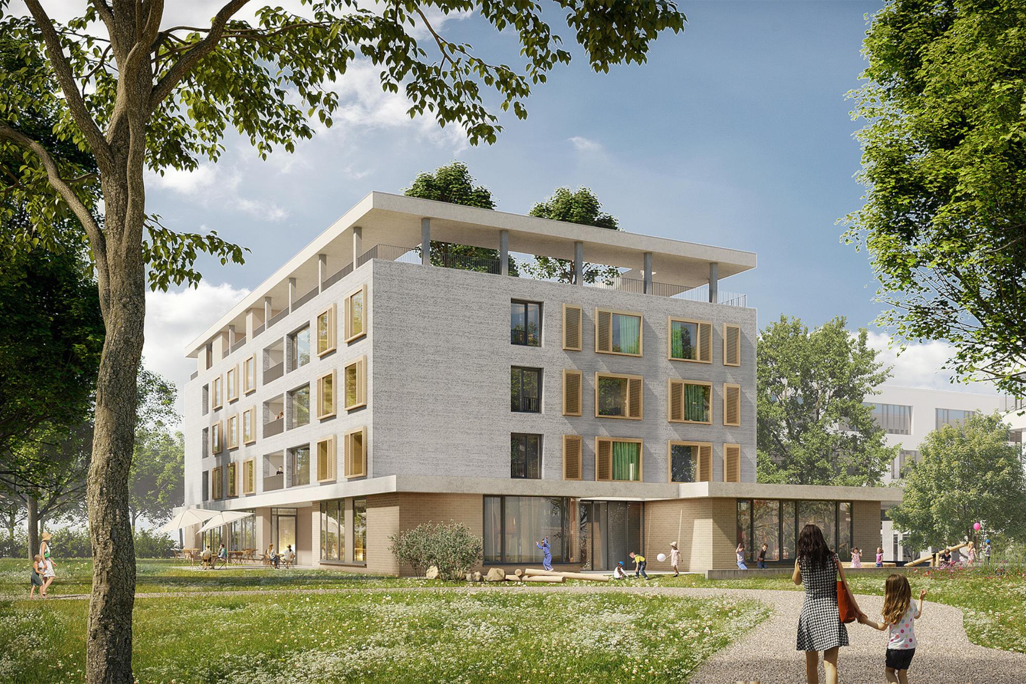 Renderbar 3d-Visualisierungen Stuttgart