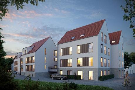 Visualisierungen von Bietigheimer Wohnbau GmbH