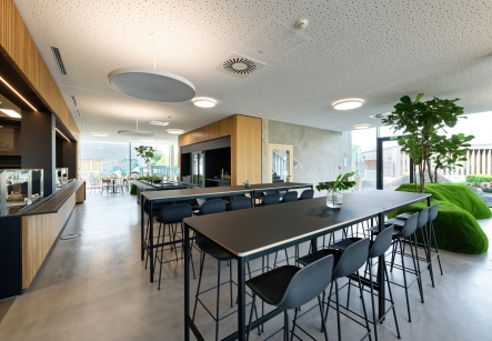 Ausführung + Fotos: Brüninghoff GmbH & Co. KG