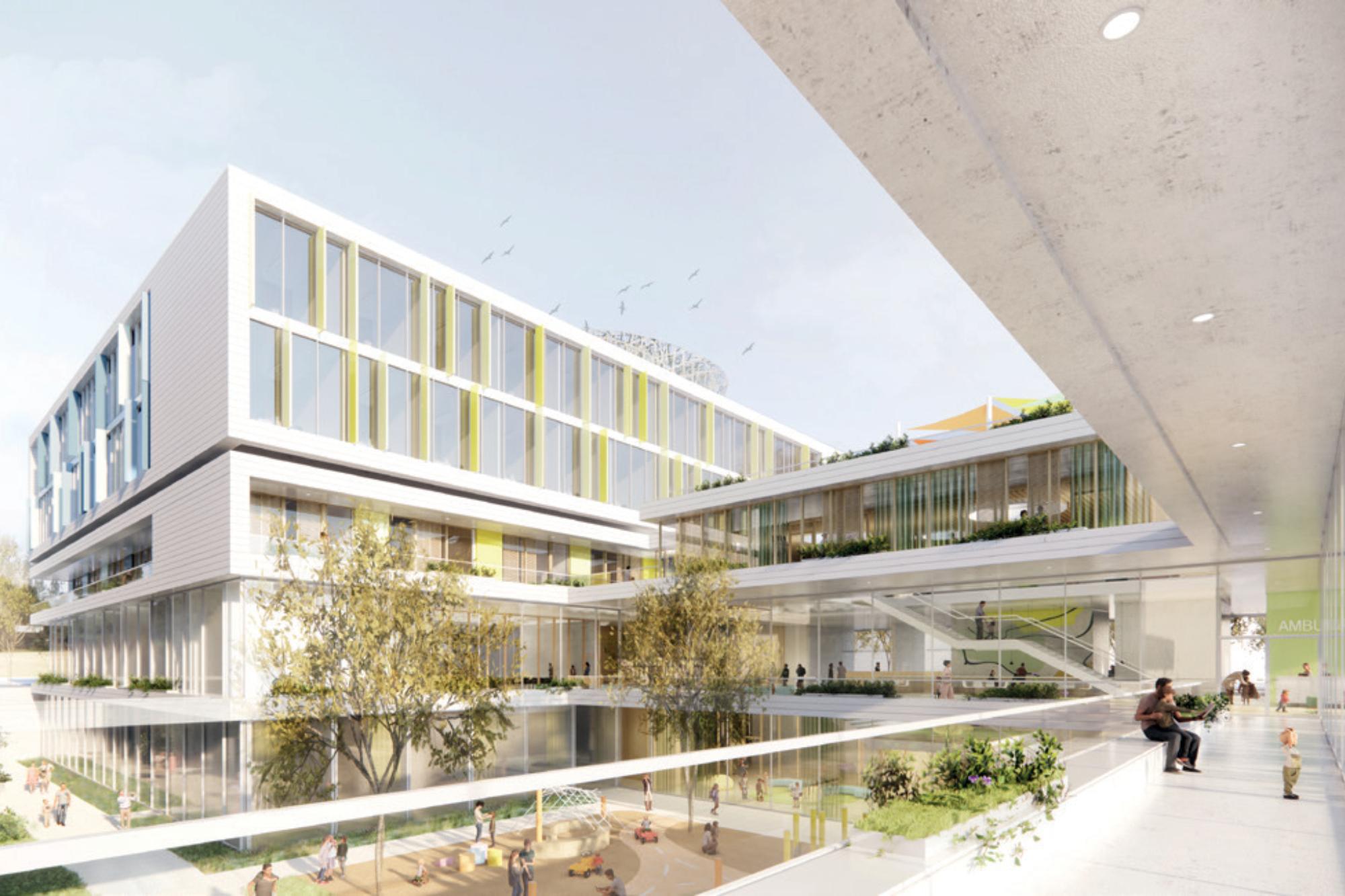 kitz_neubau_2020_aussen.jpg © Heinle, Wischer und Partner Freie Architekten