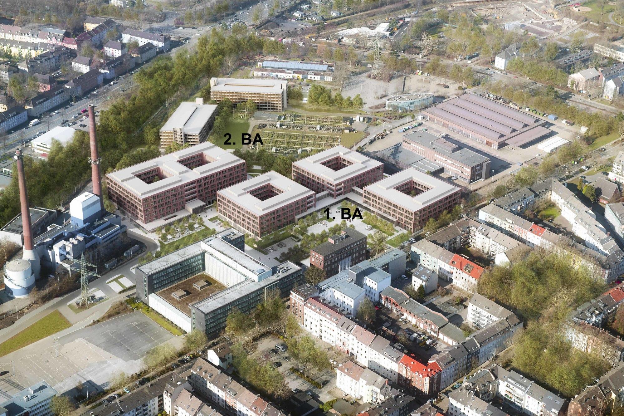 Visualisierung: HPP Architekten