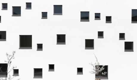 Detail Fenster, Sebastian Johnke