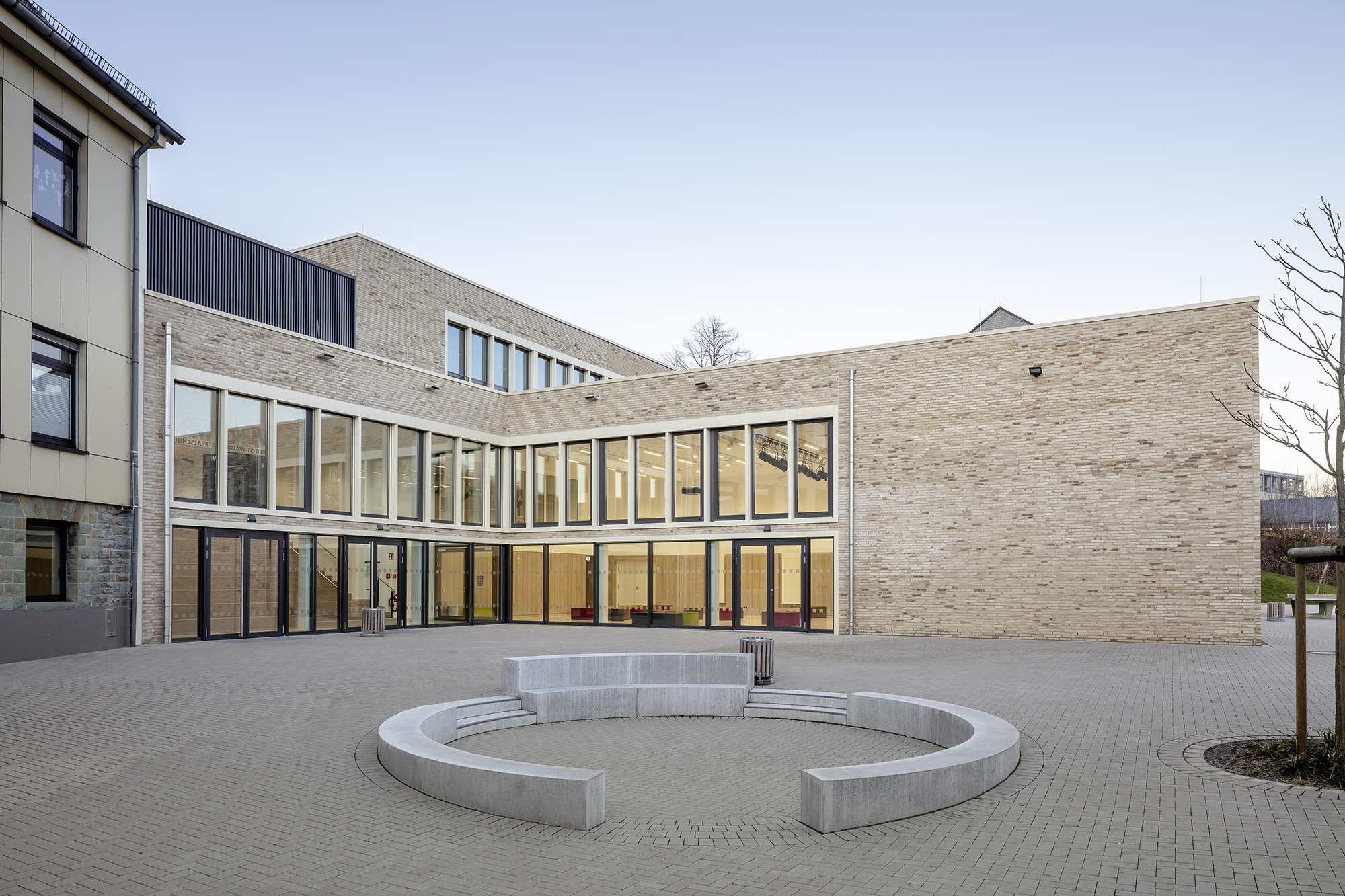 Jörg Hempel für Hausmann Architekten
