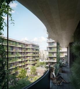 ©rendertaxi kadawittfeldarchitektur Moringa GmbH by Landmarken