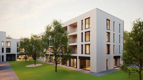 Visualisierung BPD Immobilienentwicklung GmbH