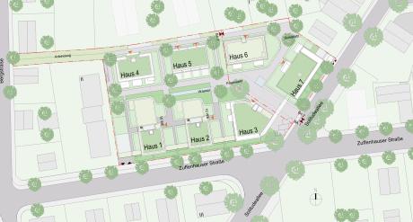 Lageplan: Project GmbH