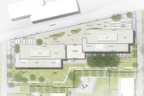 Visualisierung: Fischer Architekten