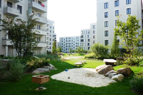 Lützow 7 Landschaftsarchitekten