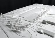 wulf architekten, Modell: Béla Berec