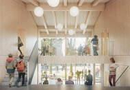 wulf architekten, Visualisierung: Aron Lorincz Ateliers