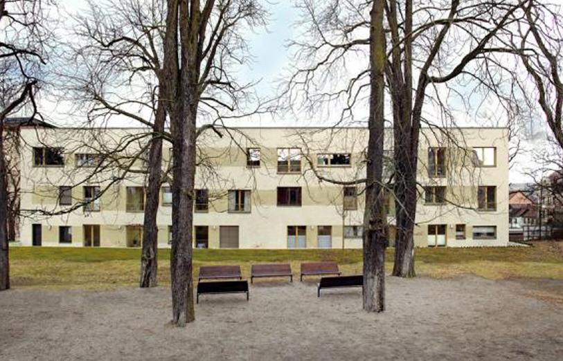 Architekten Weimar osterwold schmidt exp ander architekten bda weimar architekten