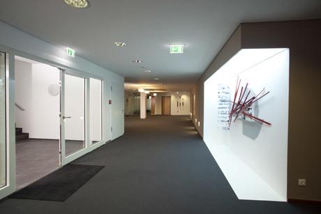 Architekten Coesfeld umbau kompetenzzentrum coesfeld bock neuhaus partner coesfeld